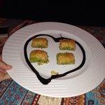 Gino's baklava
