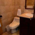Baño habitación #4