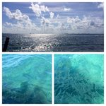 Water colors at isla mujeres