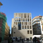 The new town hall, Murcia
