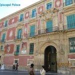 The Episcopal Palace, Murcia