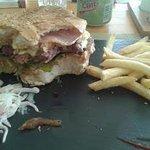sandwich UK Burger