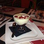 Tiramisu Fruits Rouges