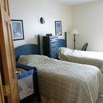 Village Townhouse - Bedroom