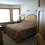 Village Townhouse - Master Bedroom