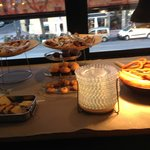 Buffet petit-dejeuner