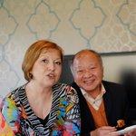 Trung et Francine