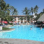 Beachside Pool Area