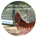 OPEN SEASONALL JAN.thru APRIL