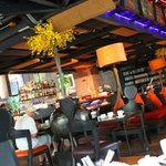 Ground floor dining/bar