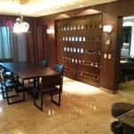 Presidential Suite - Dining Room