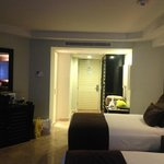 Vista interno do quarto