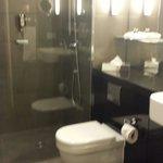 Bathroom at the Adina