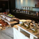 flawless- breakfast room