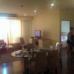Meals / lounge area