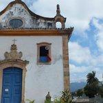Capela & Cemiterio De Nossa Senhora Do Rosario