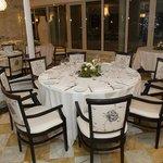 L'Olimpo, ristorante con vista