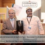 La Bola Chef Jorge Bosch - Winner of Spanish Contest Gourmetapa