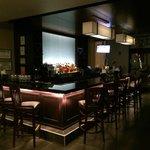 Attractive intimate bar