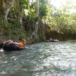 White River Tubing with Calypso Rafting