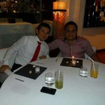 Celebrando mi cumpleaños en el mejor lugar / Celebrating my birthday at the Best Restaurant