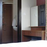Dressing Table Master Bedroom  /Two Bedroom Standard Apartment 2A