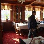 salón comedor cerrado