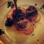 Escargot at Irene's. Some of the best I have ever had.