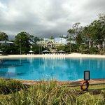 The legendary Lagoon Pool