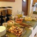Desayuno Exquisito!!