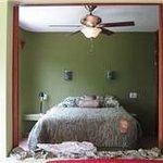 Casita Master bedroom