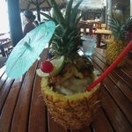 Pineapple Drink!