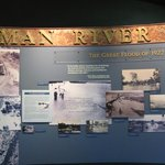 Display of great flood 1929