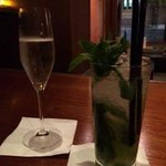 One of the great Mojitos!