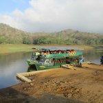 Periyar Tiger Reserve Boats