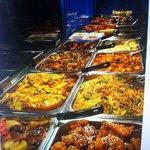 Hot Bain Marie Food