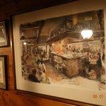 Так выглядел ресторан почти 50 лет назад