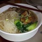 Lemon Grass Chicken Pho