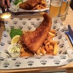 Fish and chips!!!