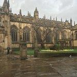 Foto de Proper Tea at Manchester Cathedral
