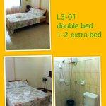 3rd floor double room