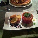 Tomato tartar