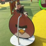 Angry Birds Play area