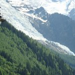 Foto do Glacier Les Bossons