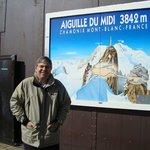 Aiguille de Midi 3842m
