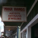 Signs in Paia