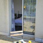 chambre avec terrasse Hôtel Les Mimosas Argeles sur Mer