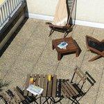 chambre 23 avec terrasse Hôtel les Mimosas Argeles sur Mer