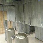 la toilette.... bellissima