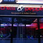 Chilli and Pepper Exterior